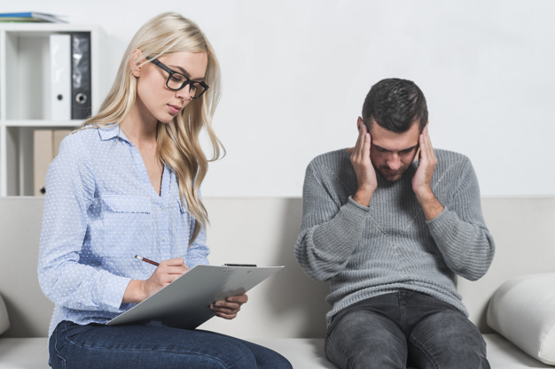 Psicologo Depressão
