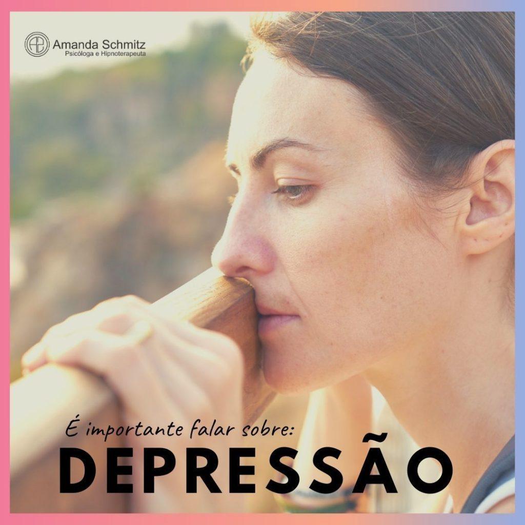 Precisamos falar sobre depressão